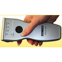 The AudioScreen - Hand-held Hearing Tester