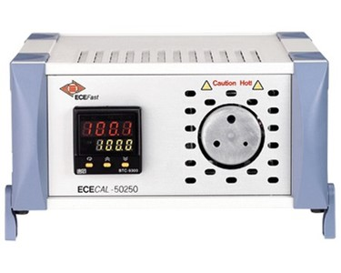 ECECal 50250 - Compact Temperature Source For General Use