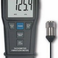 Portable Vibration Meter with Tachometer (Lutron VT-8204)