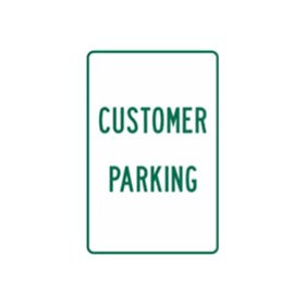 Safety Signs - Parking Signs