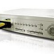 8 CH MPEG-4 Real Time Digital Video Recorder - GE-DVRM8