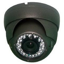 Sydney CCTV- Infrared 420 TVL Dome Camera - GEK4V