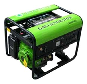 Natural Gas or LPG Generators - 2kW to 5kW