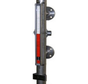 Brooks Instrument Magnetic Level Gauge