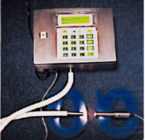 FOP-38 On Line Analyser