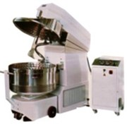 Automatic spiral mixers with removable bowl