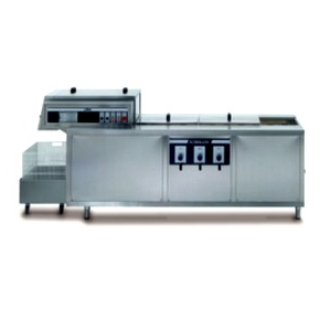 Large-scale continuous salad, Vegetable & Fruit washing machine