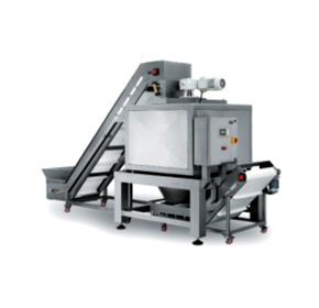 """IDROMATIC"" continuous vegetable dryer"