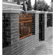 Wrought Iron Fencing Without The Weight Or Maintenance