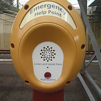 IP Intercom System | Help Point & Emergency