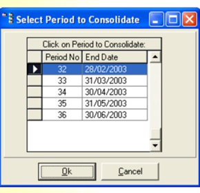 Software Module | General Ledger Consolidation