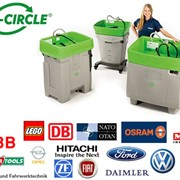 Bio-Circle Solvent-Free Parts Washers