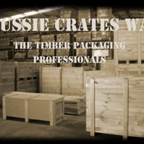 Wooden Crates & Cases