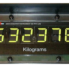 LD-TR Large Digit Display For Pulse Input