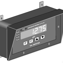 Dual Input pH/ORP Monitor/Controller - Model TP4-PH