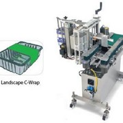 LSL 400V Label Applicator For C-Wrap Application Of Linerless Labels