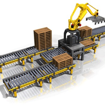 Pallet Check Control System - Woodpecker