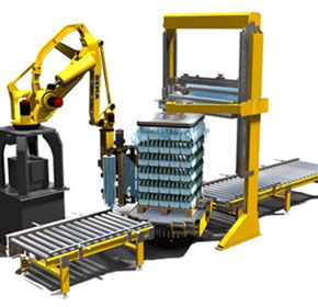 Wrapping - Silkworm - Robotised Wrapping Machine