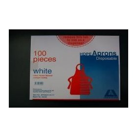 Apron Disposable 100 Pack