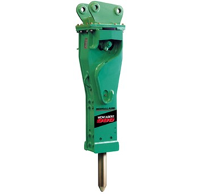 Montabert 900 - Medium Range Rock Breaker