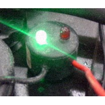 Forklift Batteries - Red/Green Level Lite