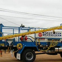 Spray Boom - Sonic 5036TM
