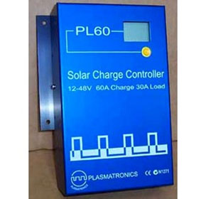 Regulator Plasmatronics LCD Display 60A