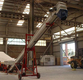 Aerobelt Conveyors Capacities