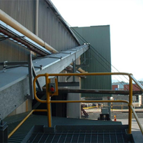 Aerobelt Conveyors Structural Steelwork Supply