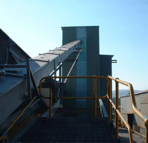 Aerobelt Conveyors Installation Services