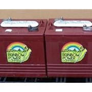 Traction Batteries - Trojan 250 Ahr 2 x 6V (T105)