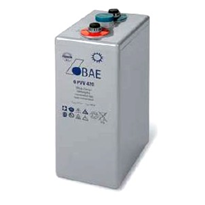 Solar Battery - BAE Secura 12V 1219Ah 6x2V VRLA