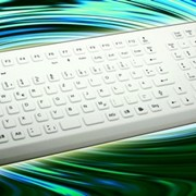 InduProof-Med: Antimicrobial IP68 Keyboard & Mouse