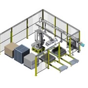 Robotics for Material Handling