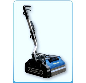 Duplex Steam Floor Scrubber