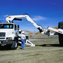 Truck Mounted Cranes - Model: 12916\TH10