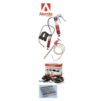Alemite Lubrequip 660A Trigger Action Grease Gun