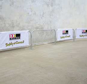 Crowd Control Barrier or Event Fence