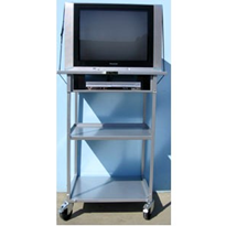 Audio Visual Trolleys - Jumbo Maxi AV Trolley