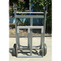 Mini Pallets - Square Toe Trunk Trolley (Folded)