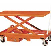 Large & Electric Scissor Lift Trolleys - Battery Electric Scissor Lifts
