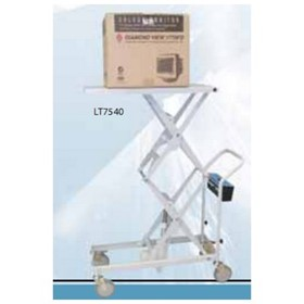 Large & Electric Scissor Lift Trolleys - Oil Free Scissor Lifts