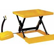 Low Profile Pallet Lift Tables
