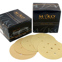 Mako Gold Abrasives