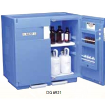 Safety Cabinets for Corrosive Goods
