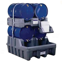Drum Storage & Containment Systems