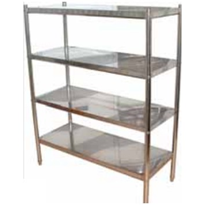 Stainless Steel Benches & Shelving