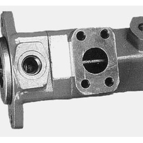 Fixed Displacement Double Vane Pump for High Performance