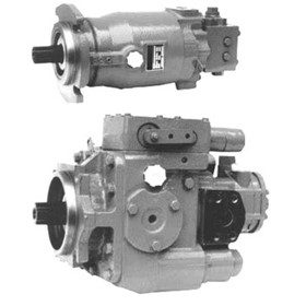Axial Piston Pumps & Motors