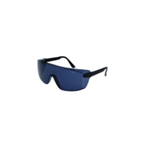 Safety Glasses - Calibre Style Range - Calibre Smoke